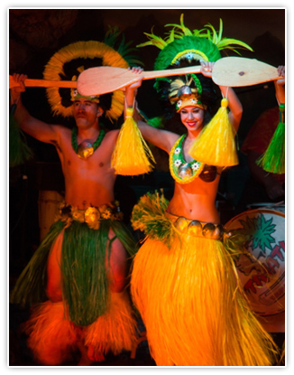 Hyatt Drums Of The Pacific Luau