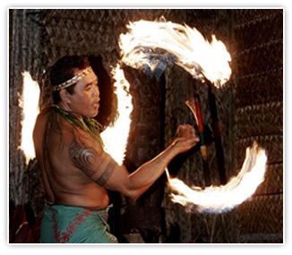 """Royal Lahaina """"Myths Of Maui"""" Luau"""